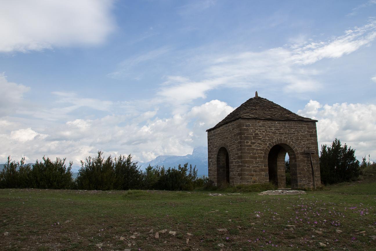 Esconjuradero en Guaso