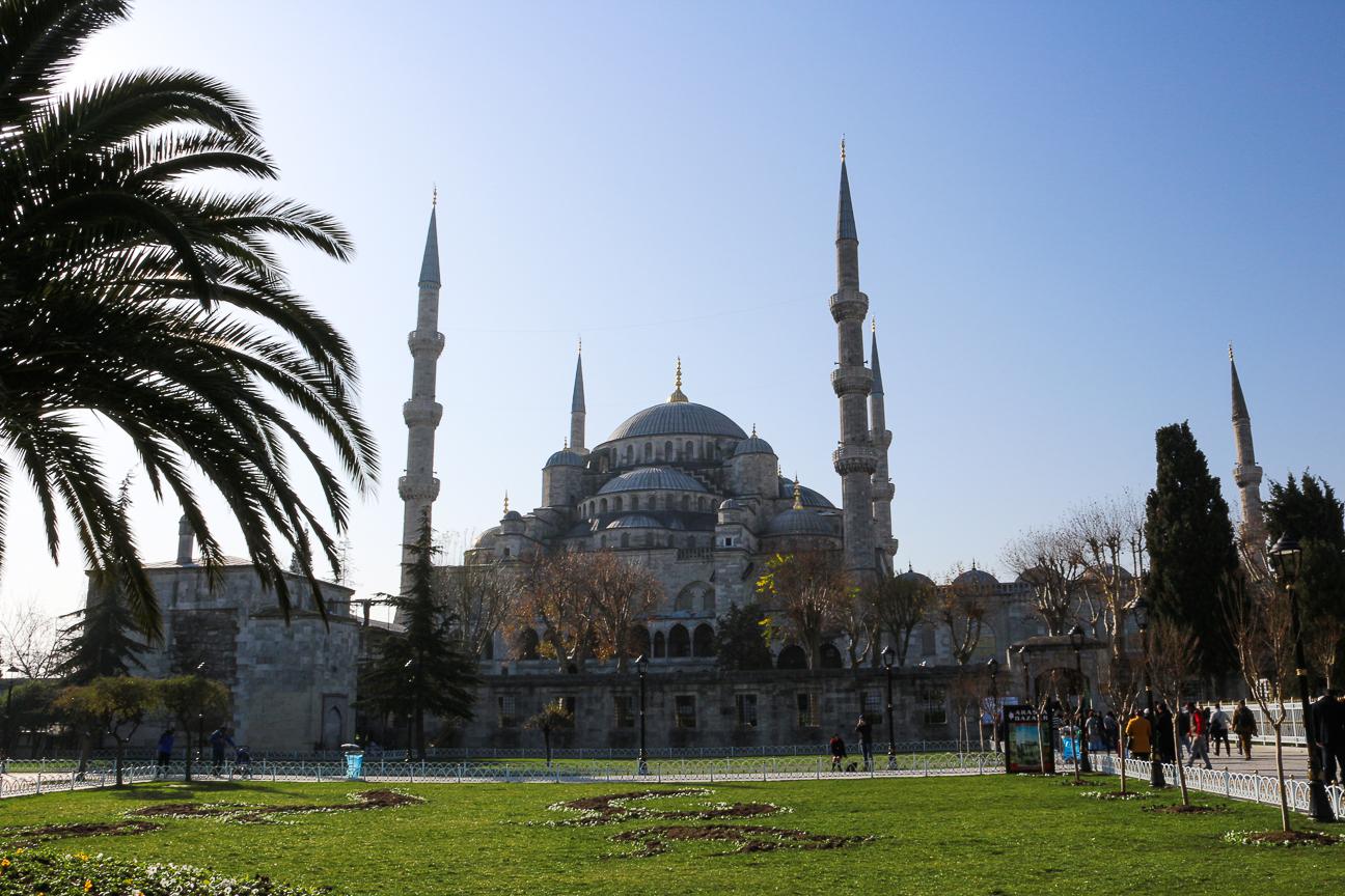 Estambul en 4 dias mezquita Azul
