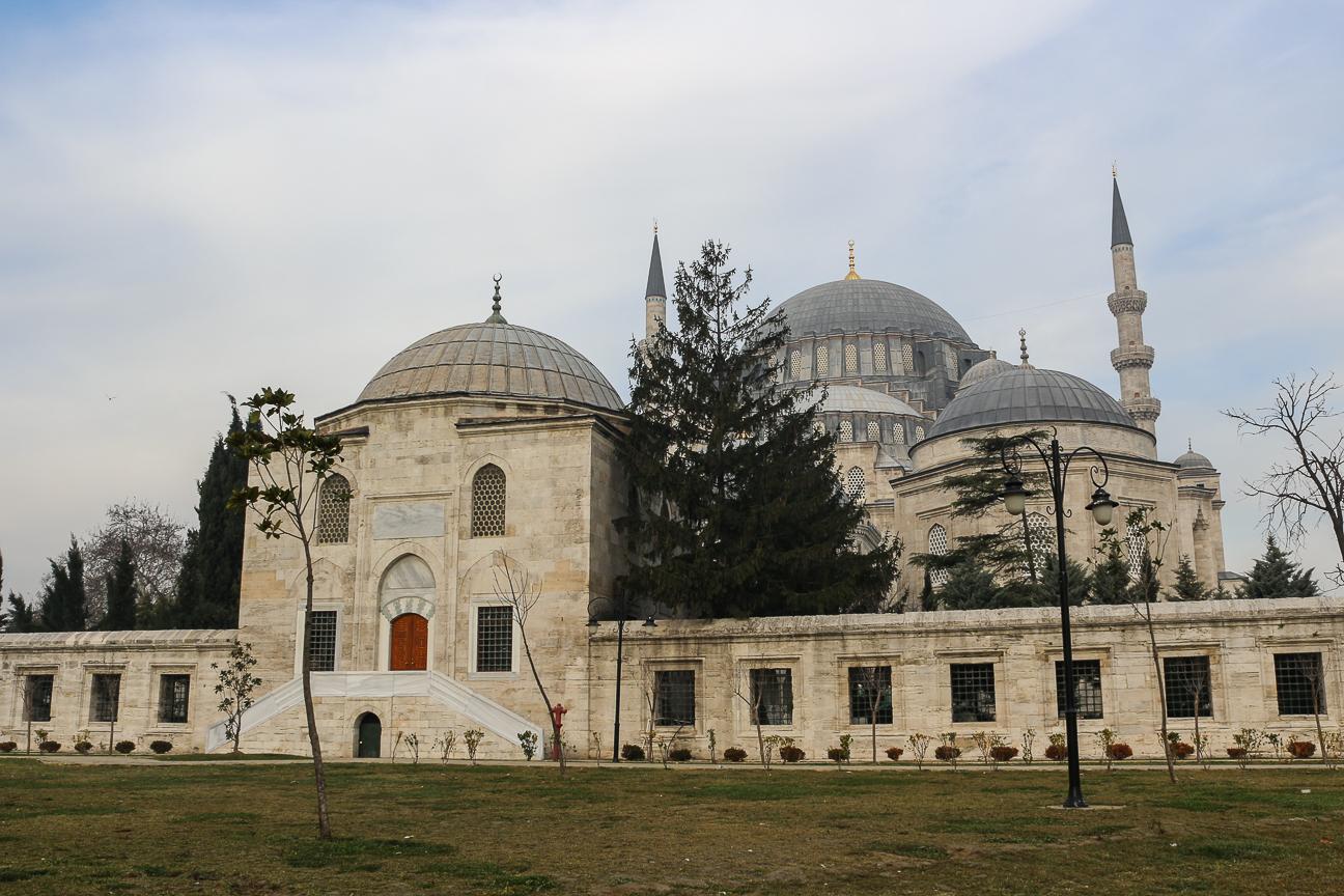 Estambul en 4 dias Suleymaniye
