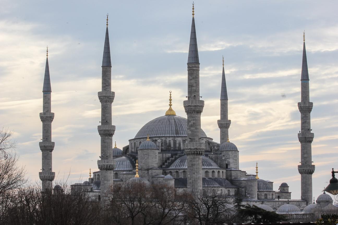 Estambul en cuatro dias la mezquita azul