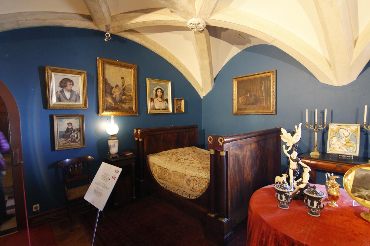 Estancias del Palacio da Pena en Sintra