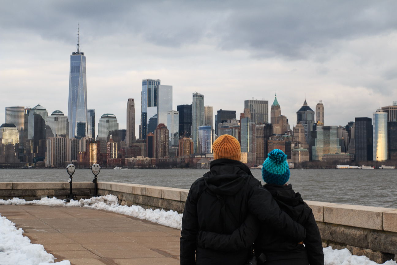 Ferry a la estatua de la libertad con el New York City Pass