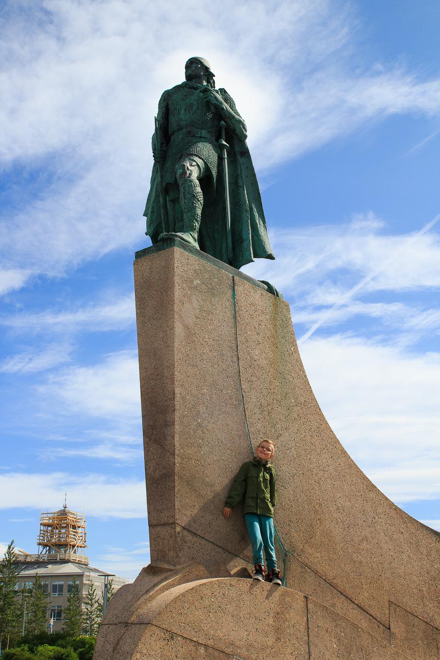 estatua-leif-eirikson-reikiavik Todo lo que tienes que ver en Reikiavik en un dia