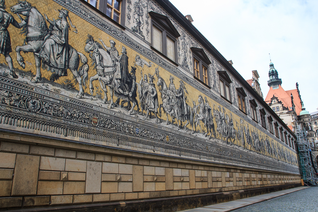 Excursion a Dresde desde Praga