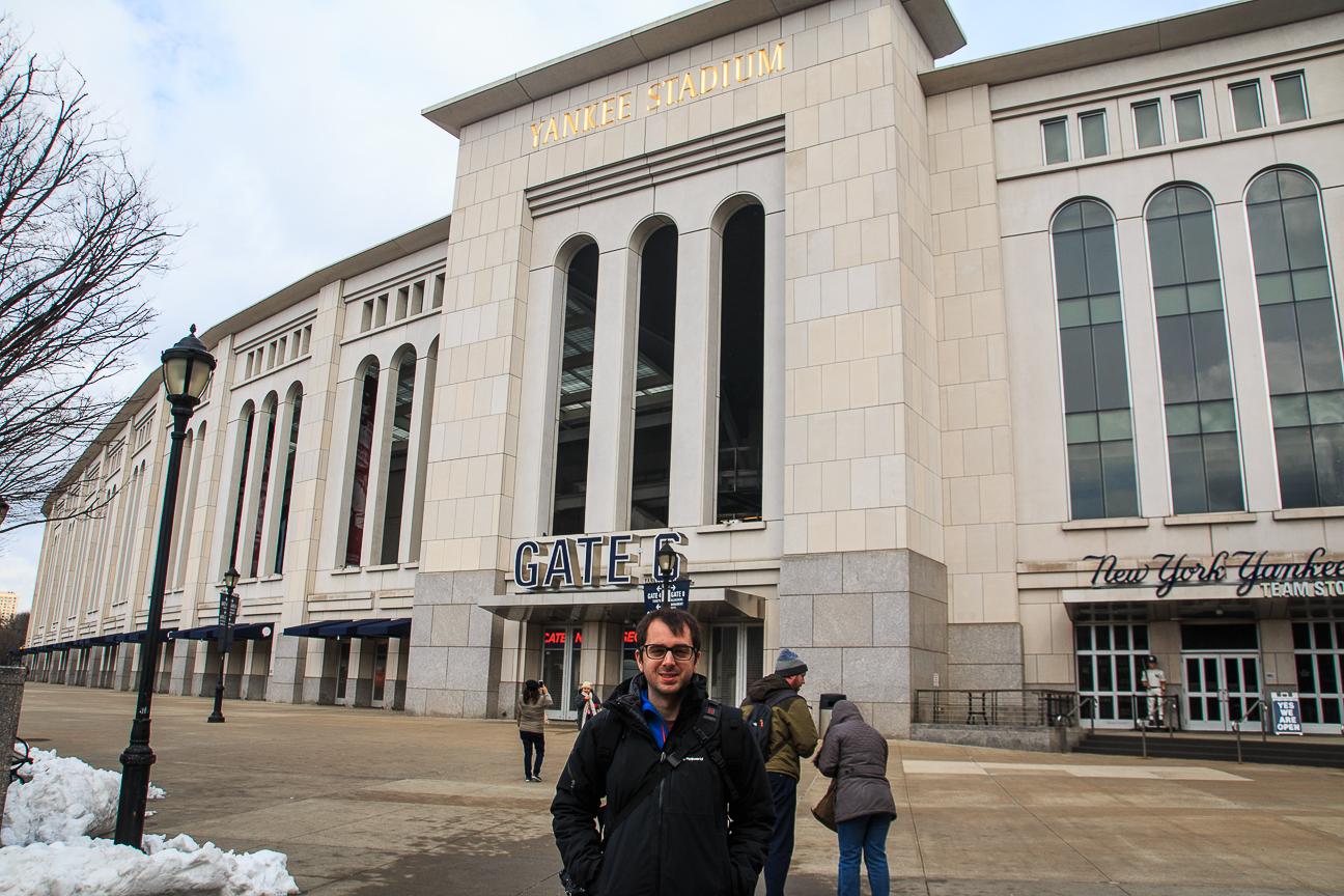 Excursion Contrastes Nueva York - Estadio de los Yankees