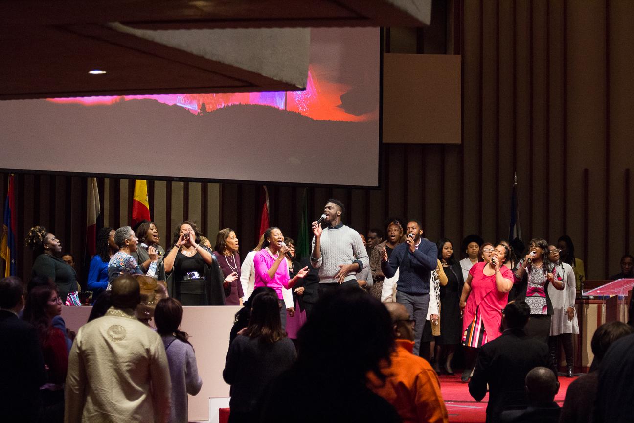 Excursion Contrastes Nueva York - Misa Gospel