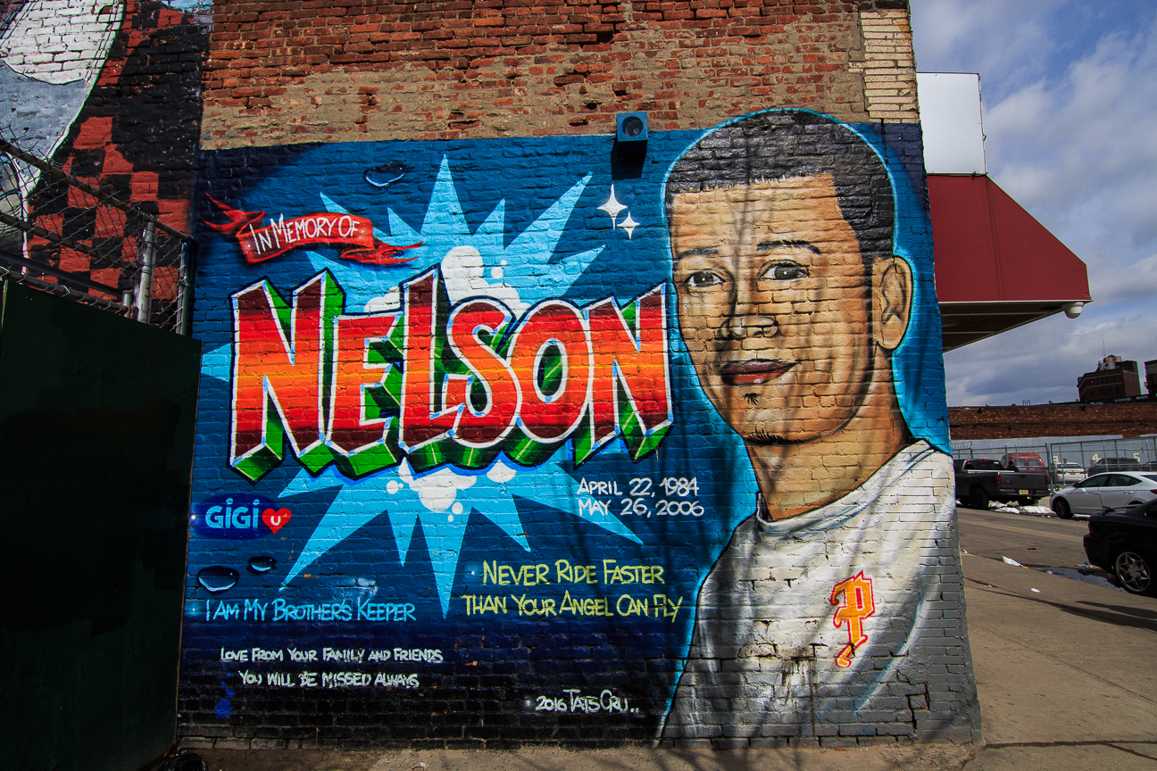 Excursion Contrastes Nueva York - Grafitis en el Bronx
