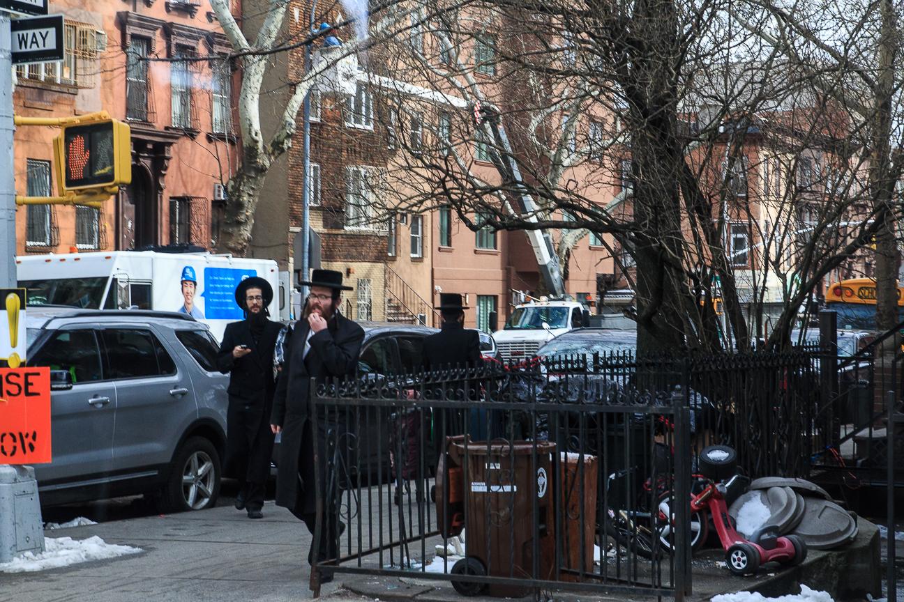 Excursion Contrastes Nueva York - Judios Hassidicos