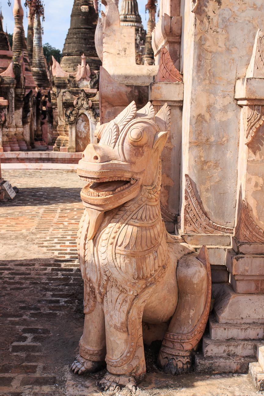 Guardian de la estupa