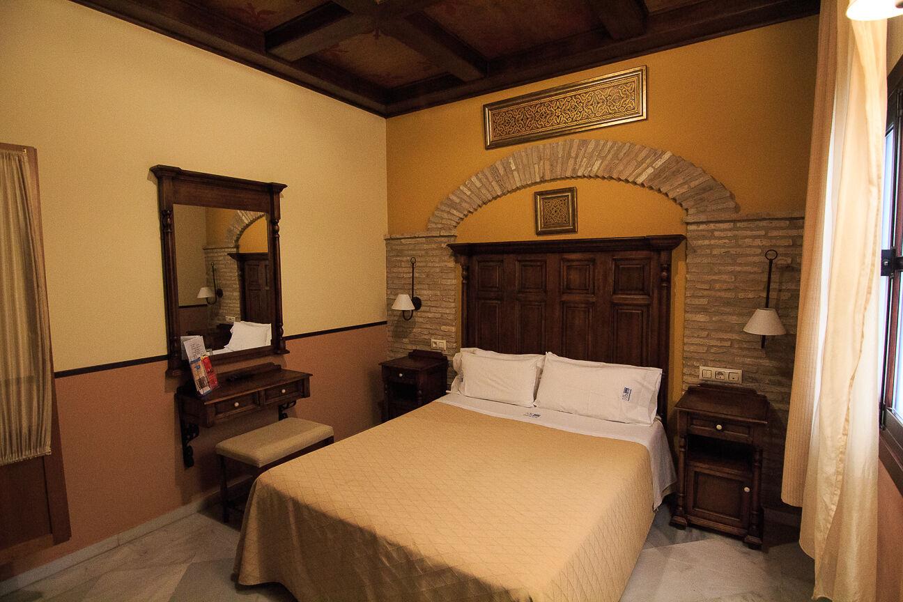Habitacion Hotel hacienda Posada Vallina