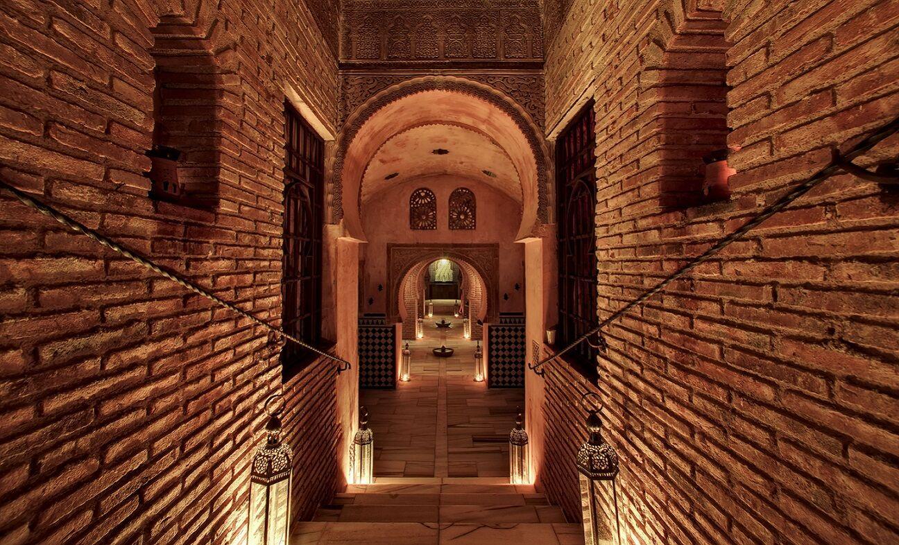 Hammam Al Andalus - zona de masajes