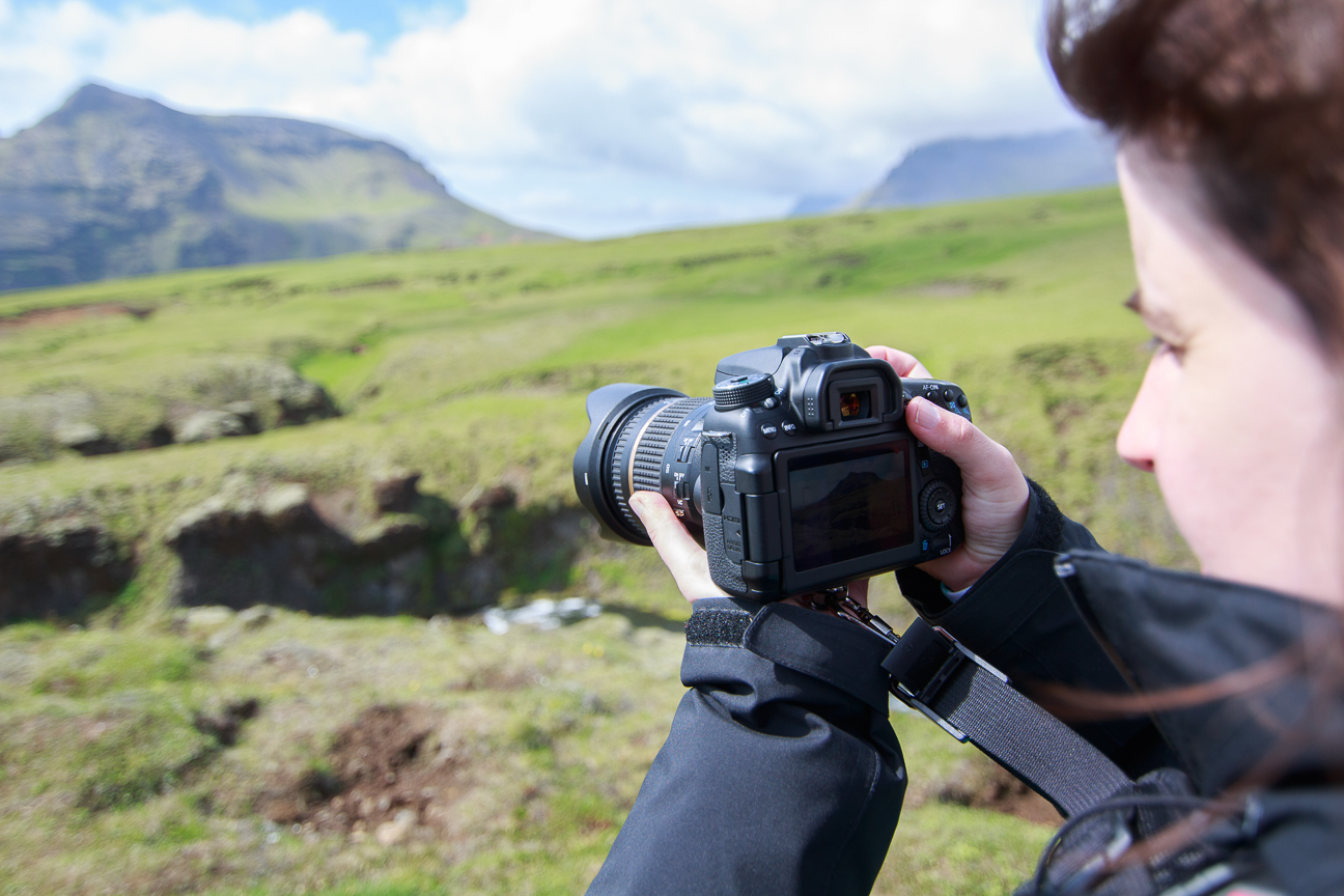 Henar de fotografa