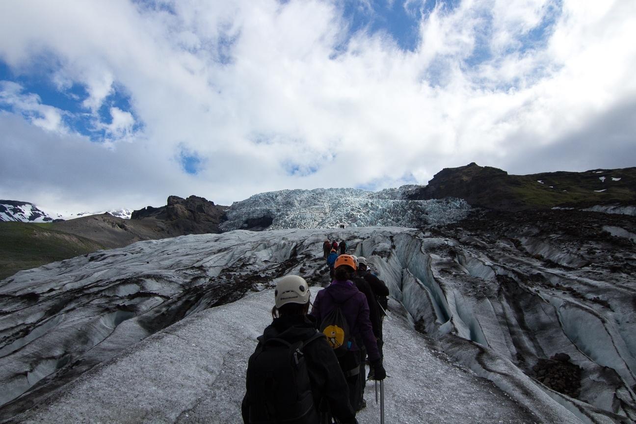 Parque Nacional Vatnajokull