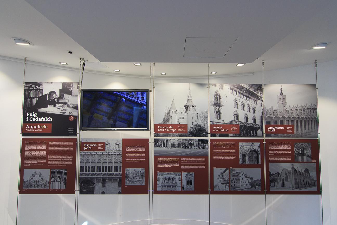 Historia del arquitecto Puig i Cadafalch