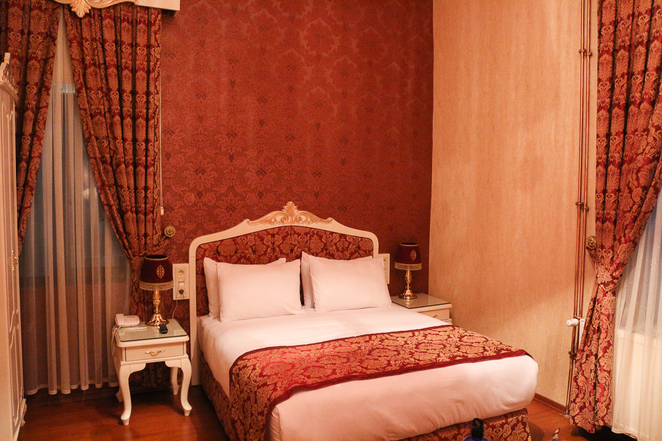 Hotel Enderun en Estambul