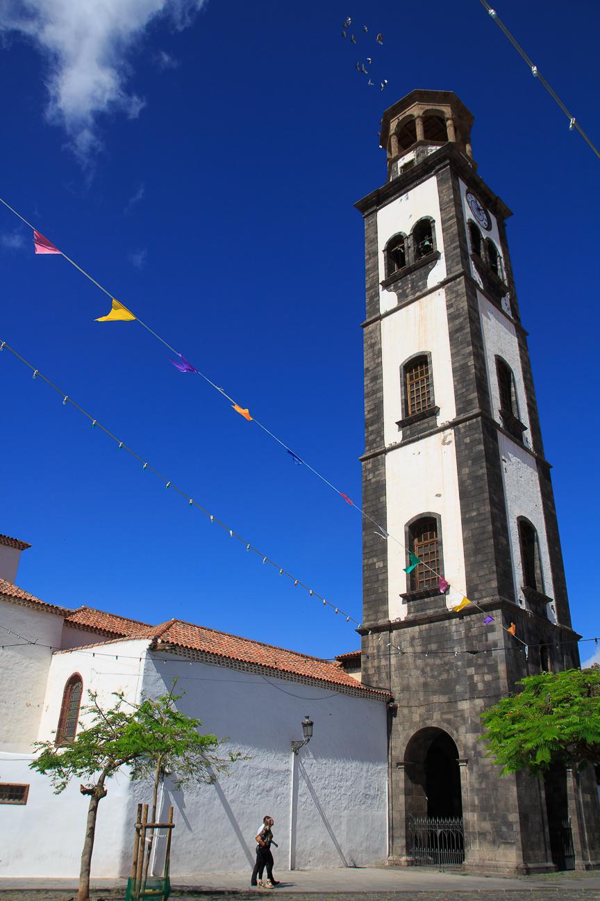 Iglesia de la Concepcion en Santa Cruz de Tenerife