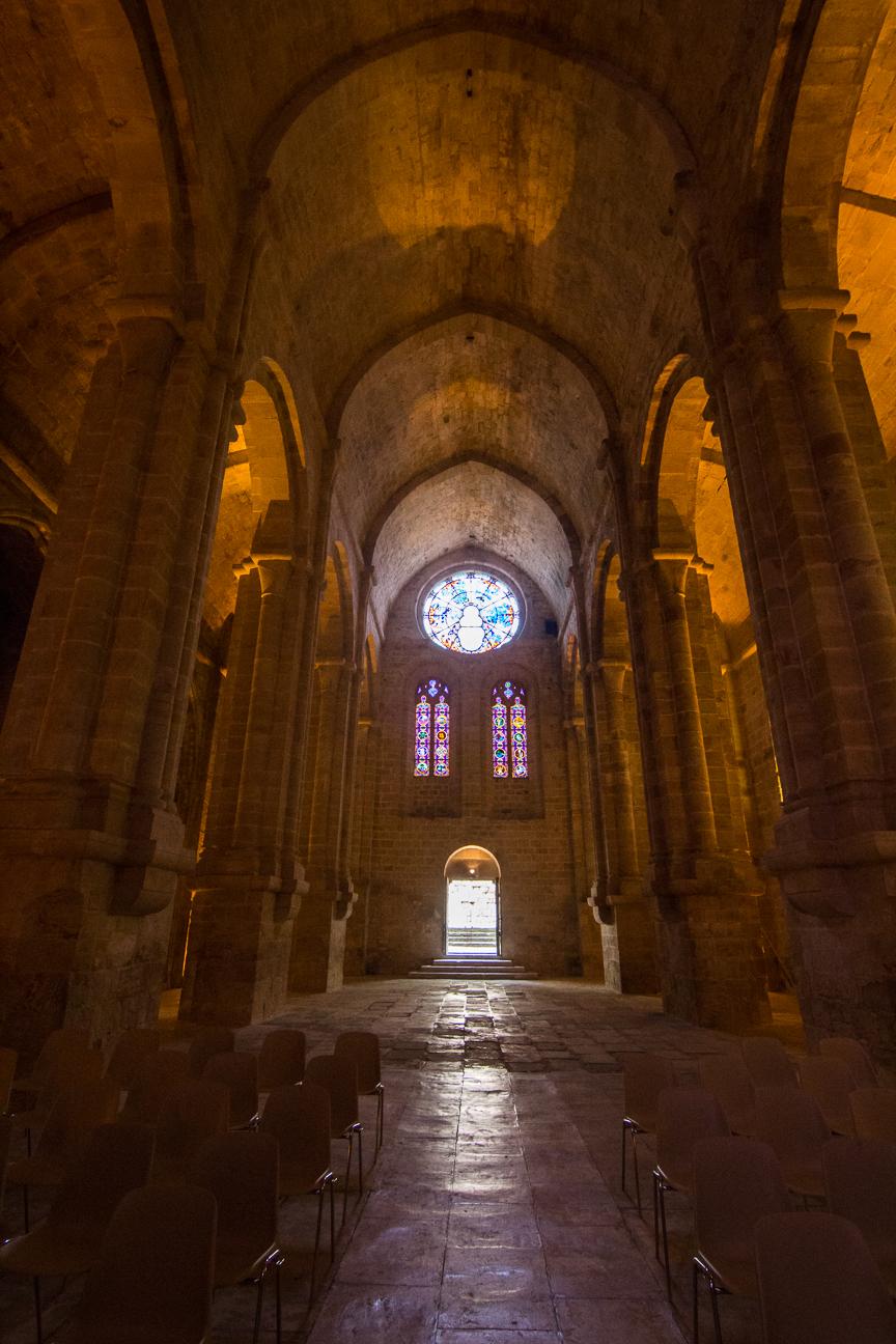 Iglesia de la Abadia de Fontfroide