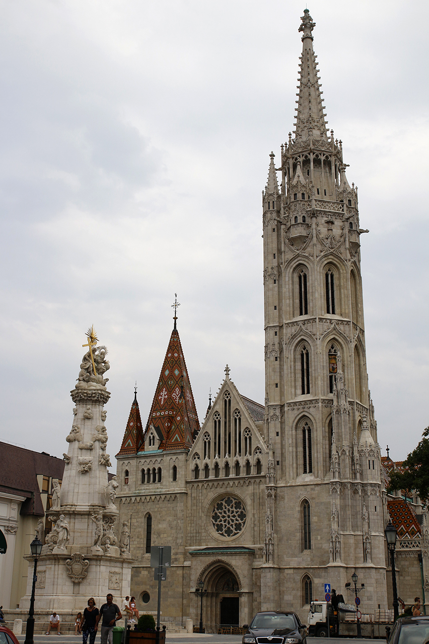 Iglesia de Matias en Buda