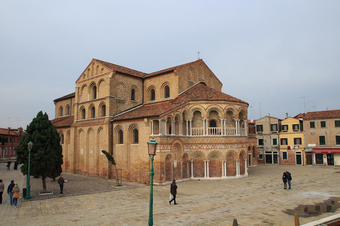 Iglesia de Santa Maria y San Donato en Murano