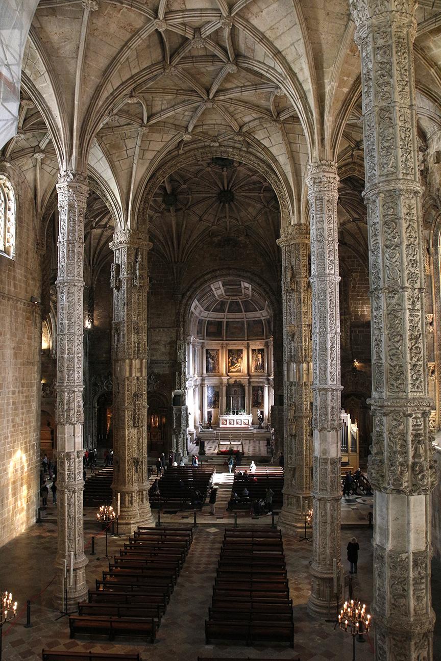 Iglesia del monasterio de los Jeronimos