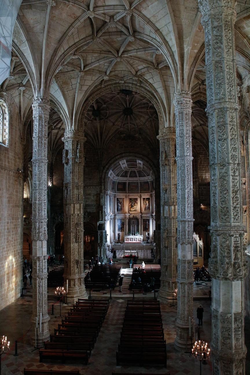 Iglesia Monasterio de los Jeronimos