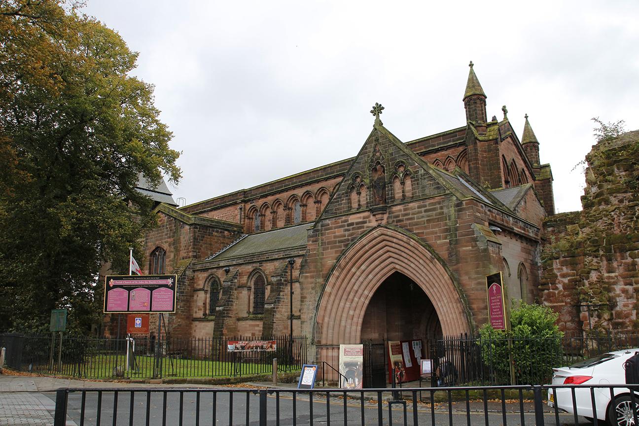 Iglesia de Saint John Baptist