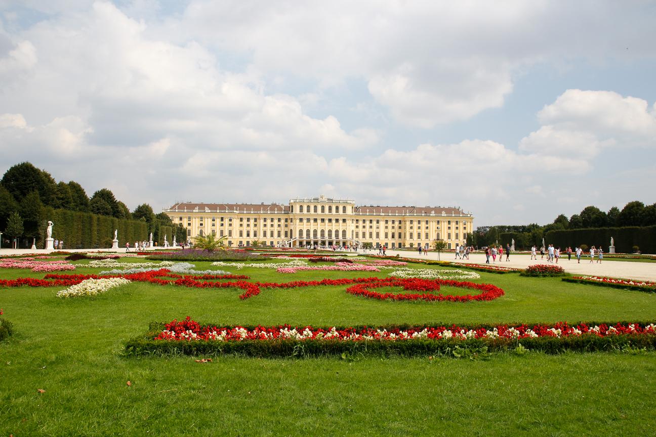 Jardines y palacio Schonbrunn