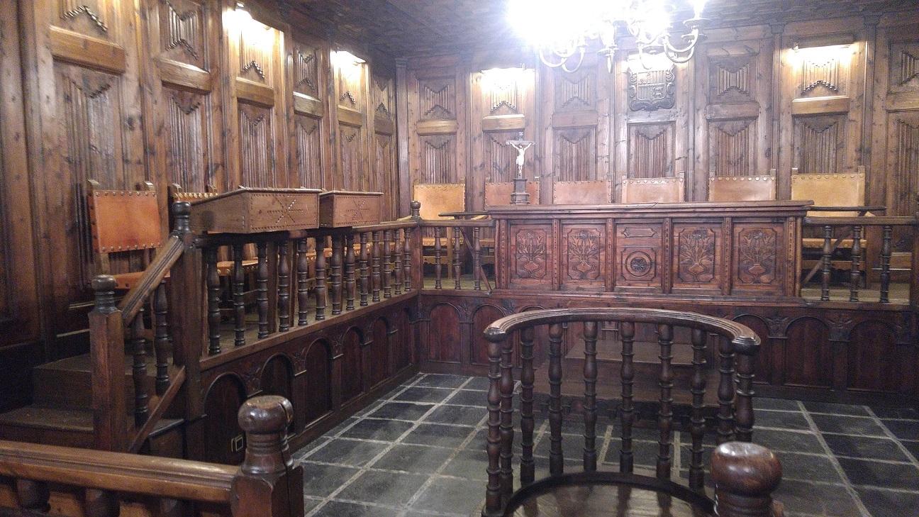 Juzgado de la Casa de la Vall
