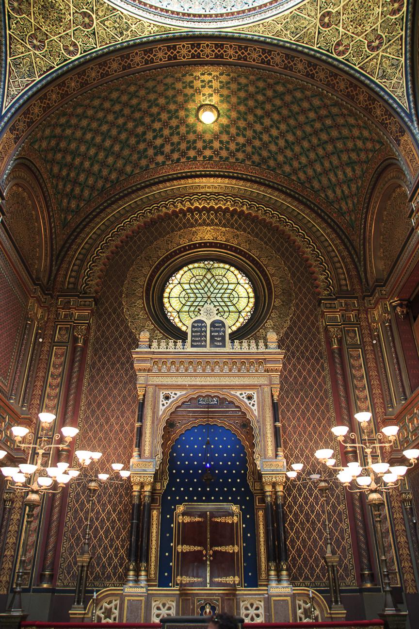 La sinagoga mas bonita que tienes que ver en Praga