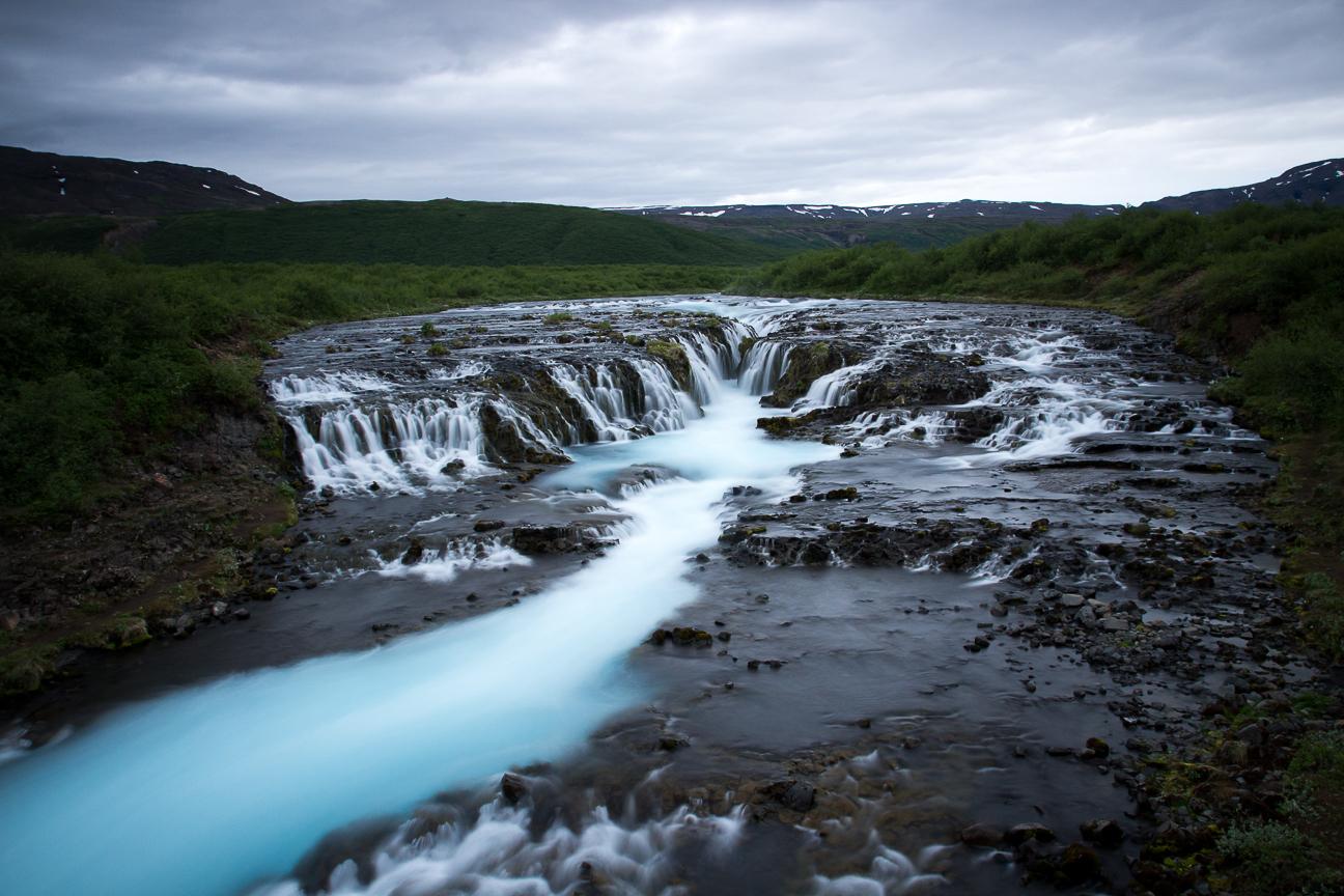 La mejor catarata de Islandia