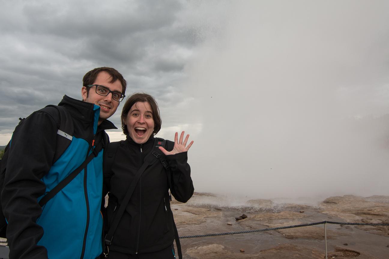 La naturaleza no deja de sorprender en Islandia