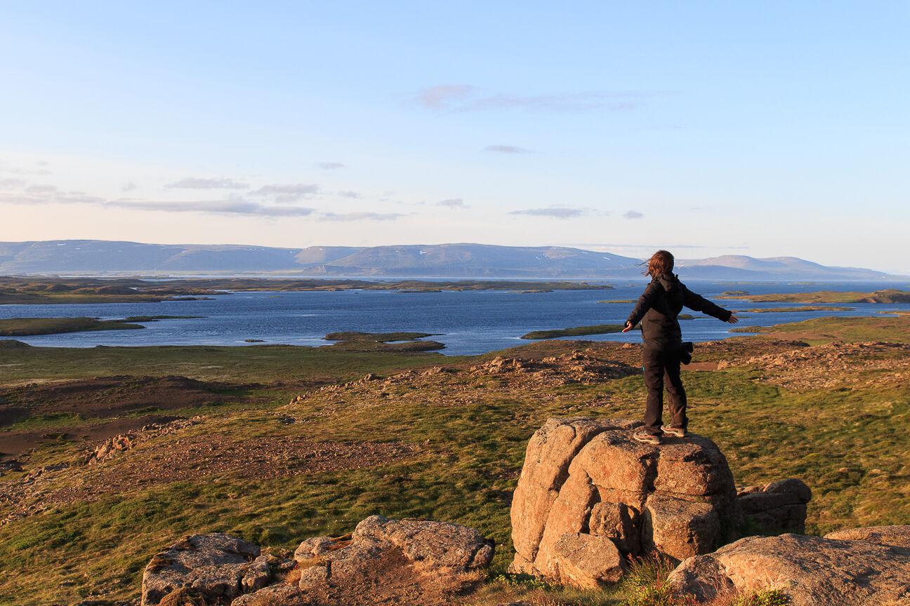 Libertad en tu viaje a Islandia