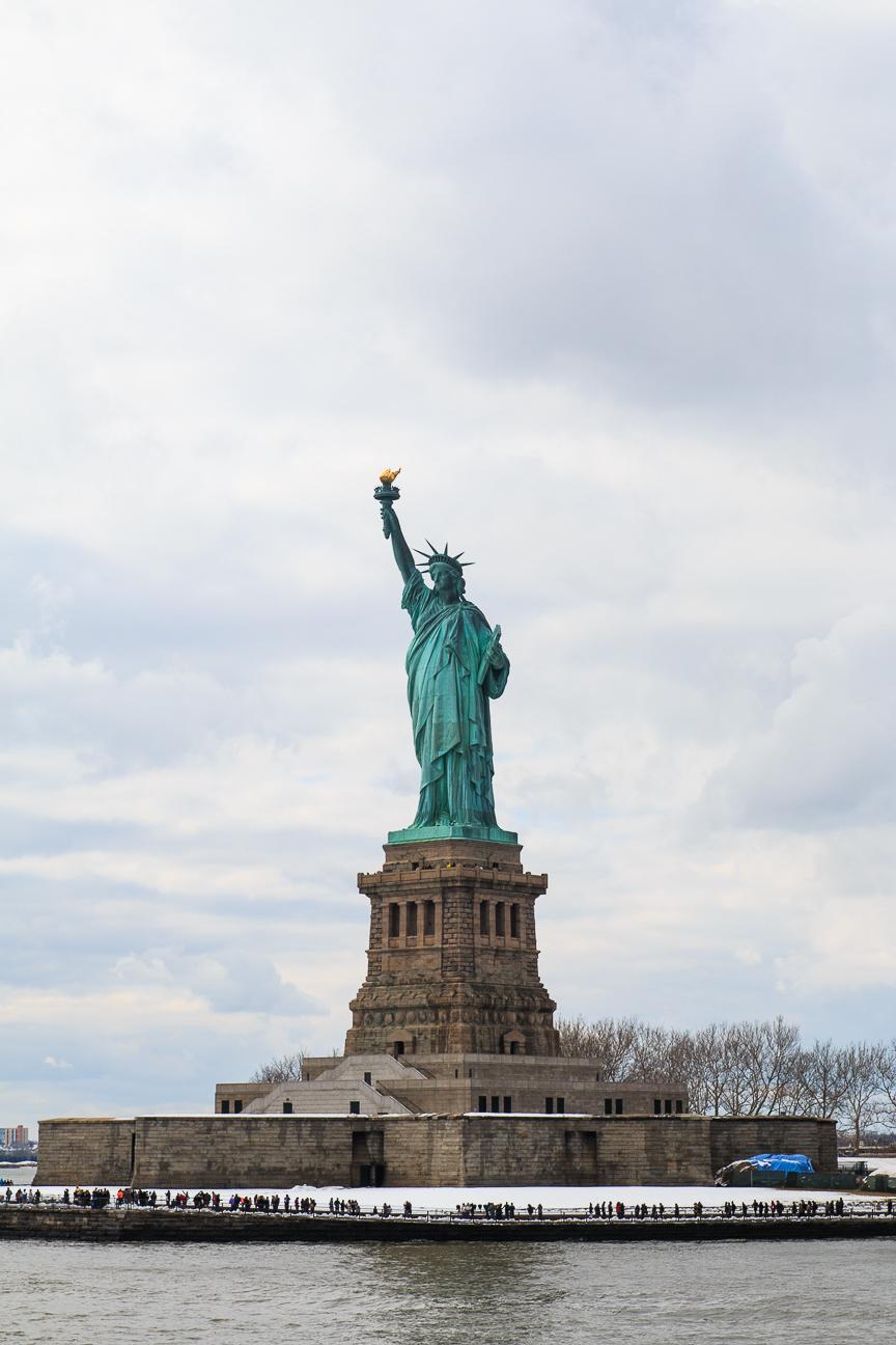 Liberty Statue Explorer Pass