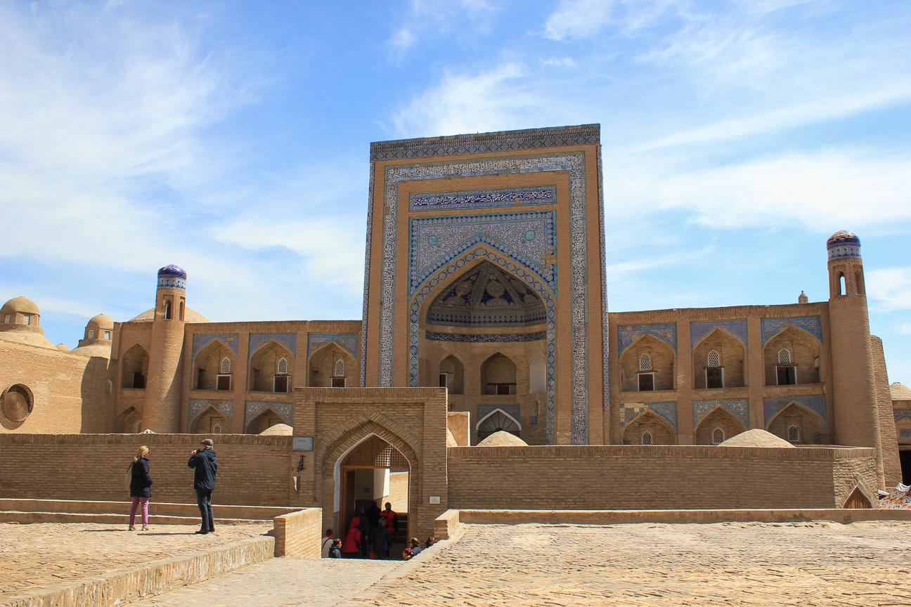 Madraza Allah Kuli Khan