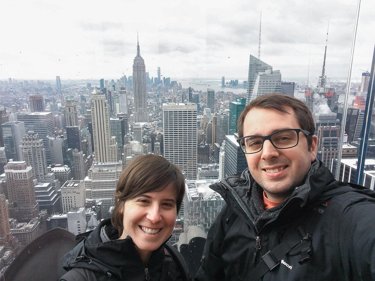 Manhattan desde lo alto
