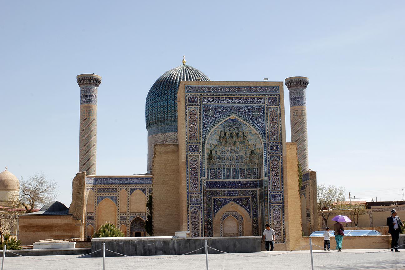 Mausoleo de Gur-e-Amir