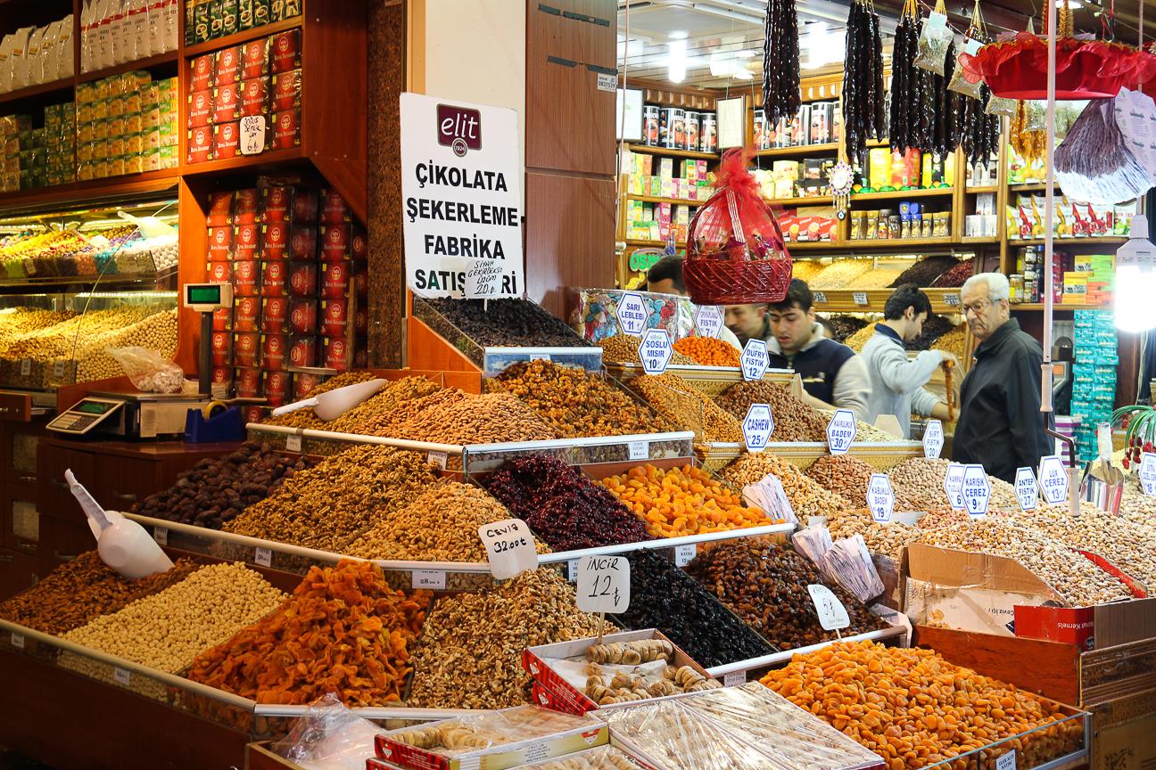 Mercado Estambul