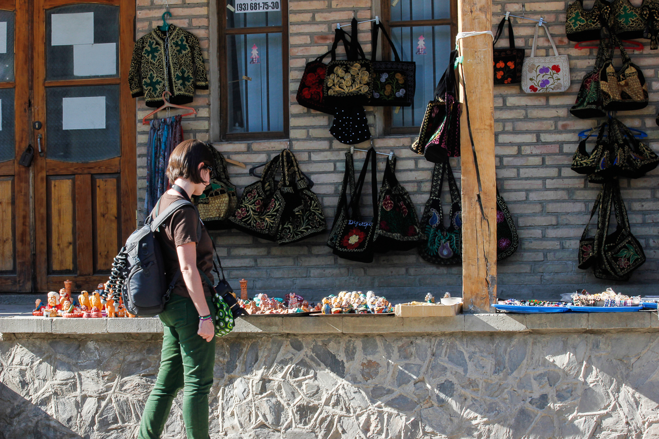 Cambiar dinero en Uzbekistan
