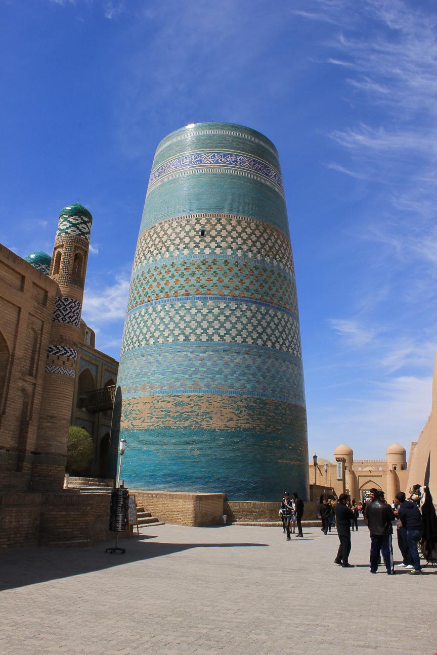 Minarete inacabado Kalta Minor