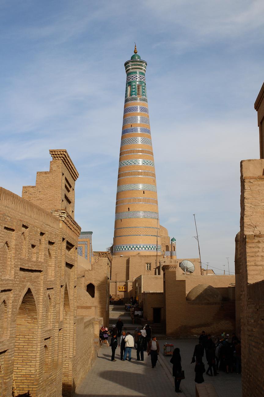 Minarete Islam Khoja