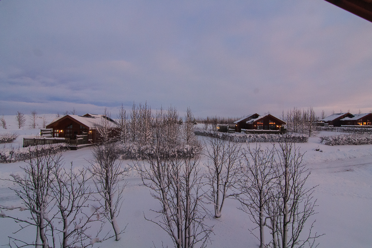 Minniborgir cottages