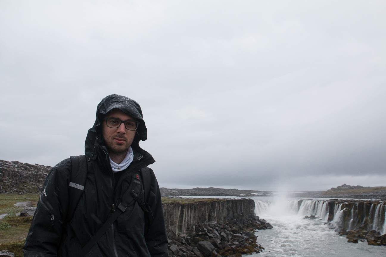 clima de islandia - lluvia