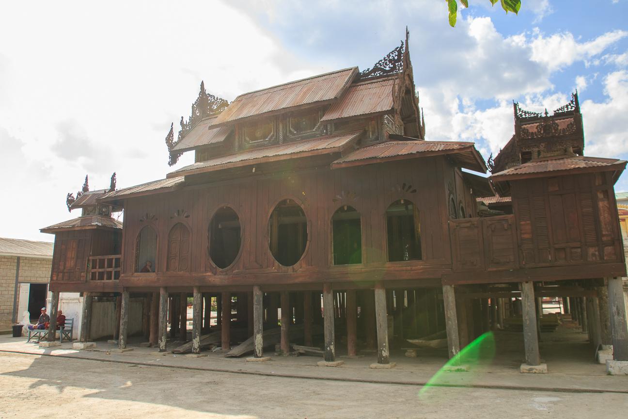 Monasterio de Tekka
