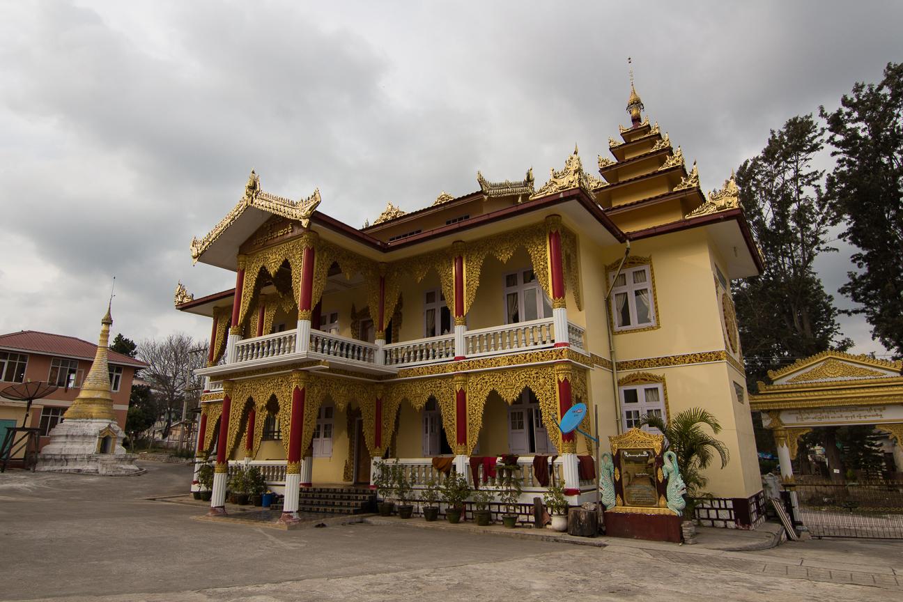 Monasterio de Kalaw