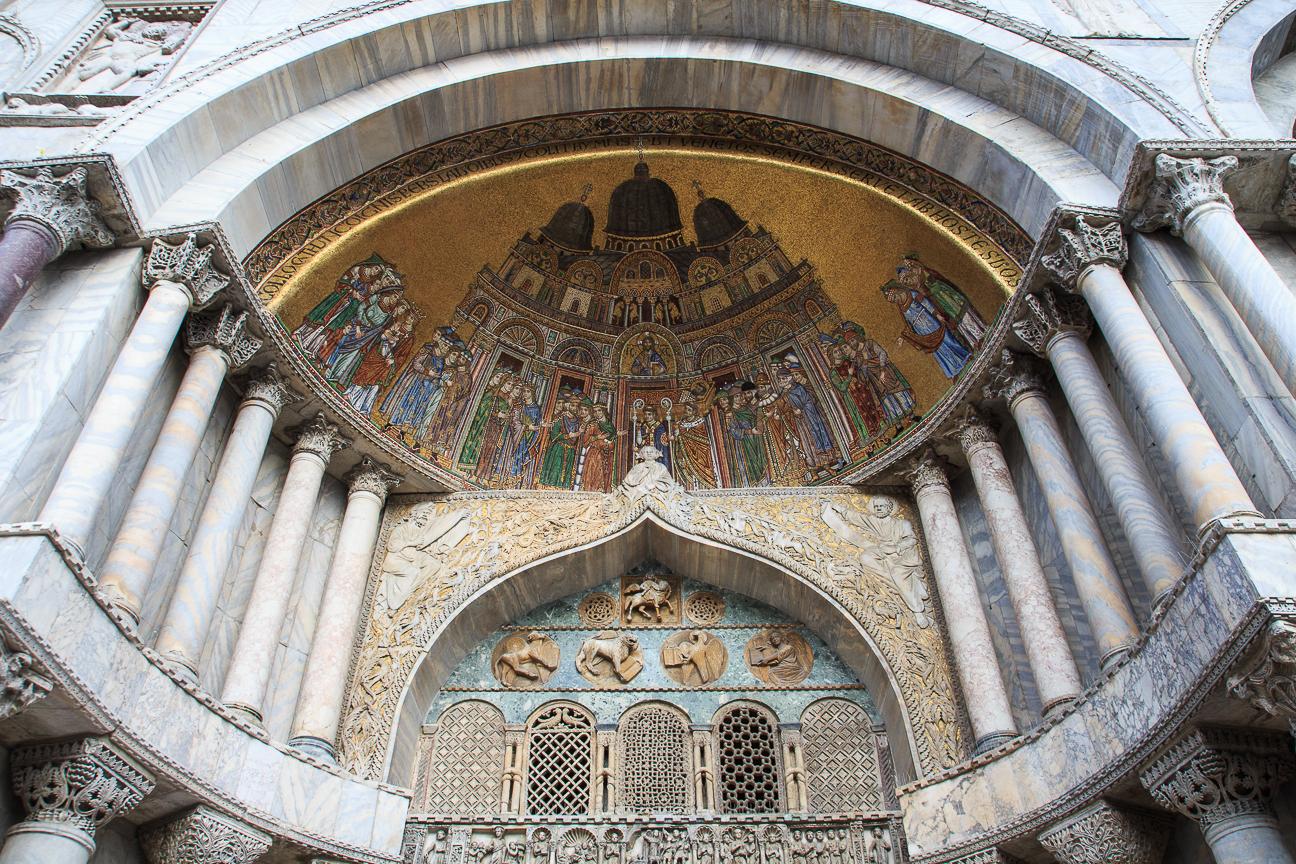 Mosaicos de San Marcos