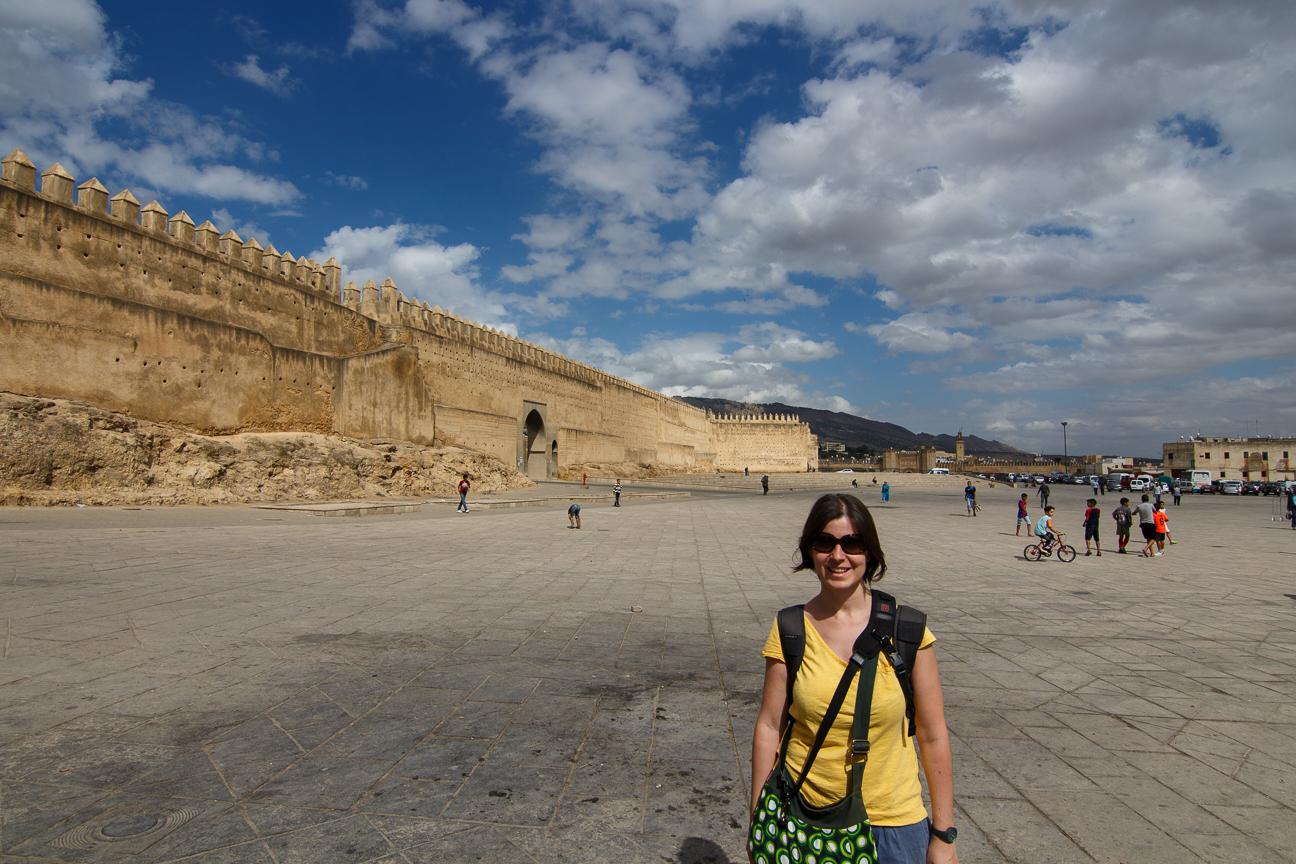 Murallas de la medina de Fez