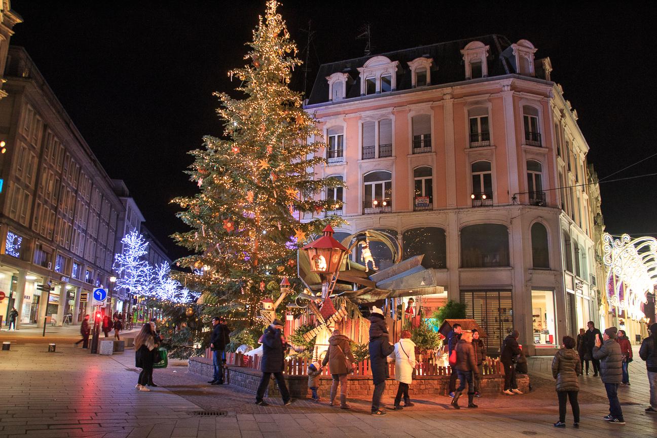Navidad en Alsacia, Colmar