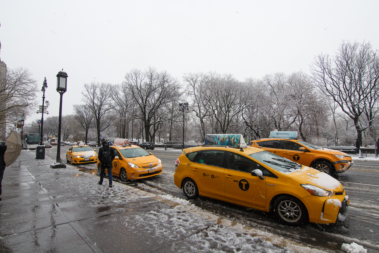 New York Taxy Cab