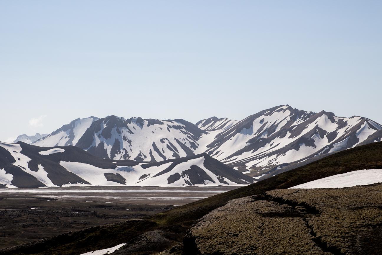Excursión a Landmannalaugar en Julio
