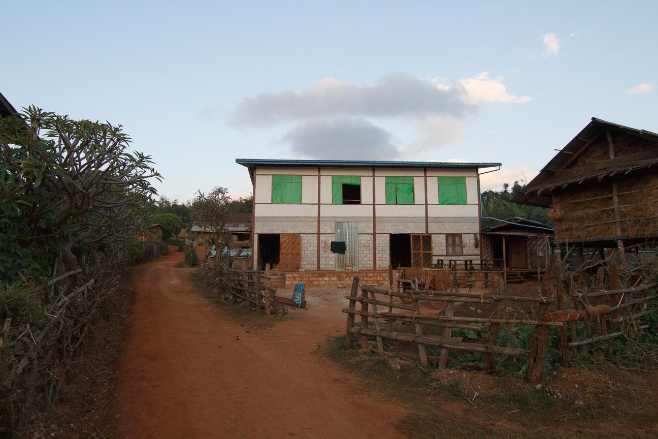 Nuestra casa en el trekking